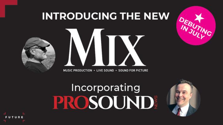 Mix - Pro Sound News