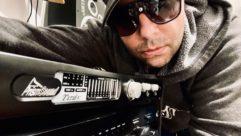 DJ and former Happy Mondays guitarist Kav Sandhu
