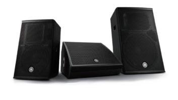 Yamaha DHR and CHR Series Loudspeakers