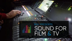 Mix Sound for Film and TV