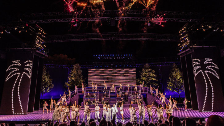 On Your Feet! was one of the musicals presented at The Muny this past summer.