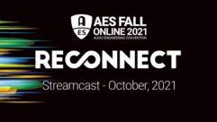 AES Fall Online 2021 Convention