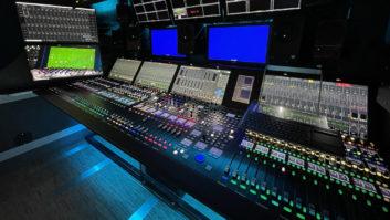 German TV production service provider Studio Berlin's new UHD/HDR OB truck, Ü10.